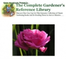 Thumbnail The Complete Gardener's Reference Library - With Resell Rights