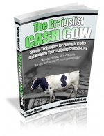 Thumbnail The Craigslist Cash Cow - With Master Resale Rights