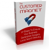 Thumbnail The Customer Magnet - With Master Resale Rights