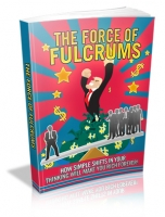 Thumbnail The Force Of Fulcrums - With Master Resale Rights