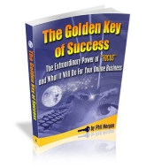 Thumbnail The Golden Key Of Success - With Master Resale Rights