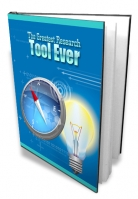 Thumbnail The Greatest Research Tool Ever - With Master Resale Rights