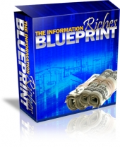 Thumbnail The Information Riches Blueprint - With Master Resale Rights