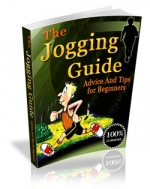 Thumbnail The Jogging Guide - With Master Resale Rights