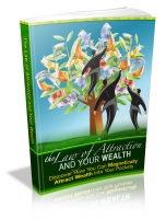 Thumbnail The Law of Attraction and Your Wealth - With Master Resale Rights