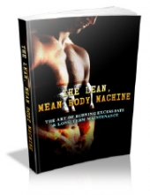 Thumbnail The Lean, Mean Body Machine - With Master Resale Rights