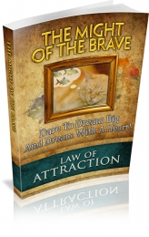 Thumbnail The Might Of The Brave - With Master Resale Rights