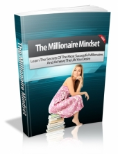 Thumbnail The Millionaire Mindset - With Master Resell Rights