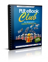 Thumbnail The Official System to Instantly Profit from Private Label Rights - With Master Resell Rights