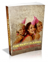 Thumbnail The Party Planner - With Master Resale Rights