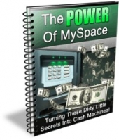 Thumbnail The Power Of MySpace - With Master Resale Rights