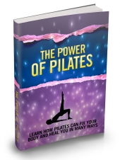Thumbnail The Power Of Pilates - With Master Resale Rights