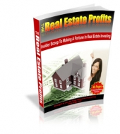 Thumbnail The Real Estate Profits - With Master Resale Rights
