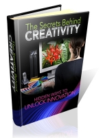 Thumbnail The Secrets Behind Creativity - With Master Resale Rights