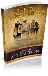 Thumbnail The Self Assessment Test - With Master Resale Rights