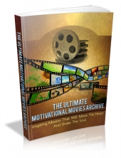 Thumbnail The Ultimate Motivational Movies Archive - With Master Resale Rights