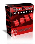 Thumbnail Tiger Project Manager - With Transferable Resale Rights