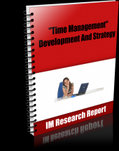 Thumbnail Time Management - Development and Strategy - With Master Resell Rights