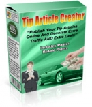 Thumbnail Tip Article Creator - With Master Resale Rights