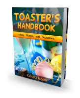 Thumbnail Toaster's Handbook With Private Label Rights