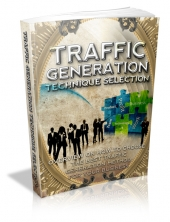 Thumbnail Traffic Generation Technique Selection - With Master Resell Rights