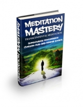 Thumbnail Transcendental Meditation - With Master Resell Rights