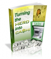 Thumbnail Turning The Herd Into Cash! - With Private Label Rights