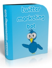 Thumbnail Twitter Marketing Bot - With Private Label Rights