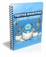 Thumbnail Twitter Marketing Crash Course - With Private Label Rights
