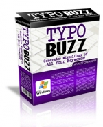 Thumbnail Typo Buzz - With Master Resale Rights & Giveaway Rights