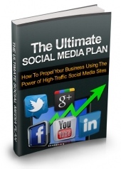 Thumbnail The Ultimate Social Media Plan - With Master Resell Rights