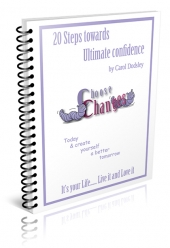 Thumbnail 20 Steps to Ultimate Confidence - With Giveaway rights