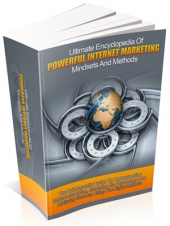 Thumbnail Ultimate Encyclopedia Of Powerful Internet Marketing Mindsets And Methods - With Master Resale Rights