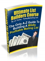 Thumbnail Ultimate List Building Course - With Master Resale Rights