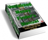 Thumbnail Unclaimed Money Finder's Guide - With Private Label Rights