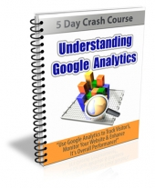 Thumbnail Understanding Google Analytics Newsletter - With Private Label Rights