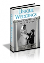 Thumbnail Unique Weddings - With Master Resale Rights