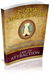 Thumbnail Universal Attraction Law - With Master Resale Rights