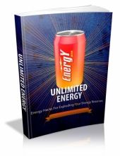 Thumbnail Unlimited Energy - With Master Resale Rights