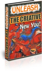Thumbnail Unleash The Creative New You! - With Private Label Rights