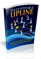 Thumbnail Unstoppable Upline - With Master Resale Rights