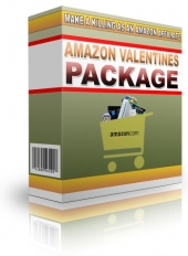Thumbnail Amazon Valentines Product Package - With Resell RIghts