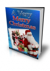 Thumbnail A Very Merry Christmas - With Private Label Rights