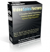 Thumbnail Video Sales Factory - With Resale Rights
