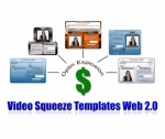 Thumbnail Video Squeeze Templates Web 2.0 - With Private Label Rights