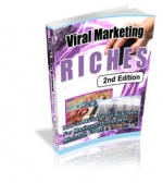 Thumbnail Viral Marketing Riches : 2nd Edition - With Master Resale Rights