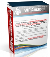 Thumbnail WP AmaBot Software - With Resale Rights