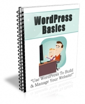 Thumbnail WordPress Basics - With Private Label Rights