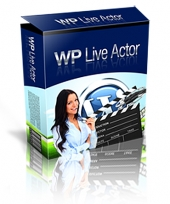Thumbnail WP Live Actor 2.0 - With Personal Use Rights