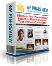 Thumbnail WP Pin Review Theme - With Personal Use Rights